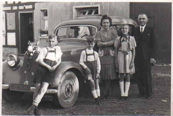 1929 – Gründung
