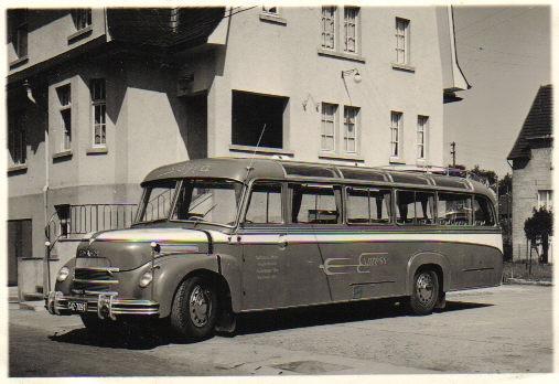 1939 bis 1945 – Unsere Busse