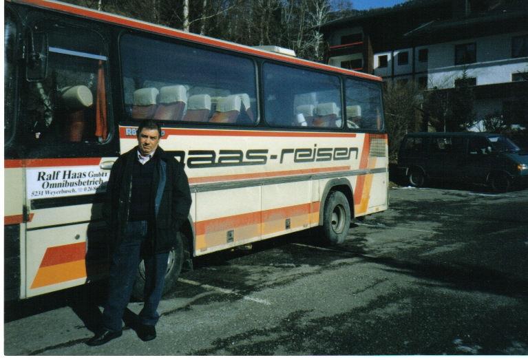 1986 – Umzug nach Weyerbusch